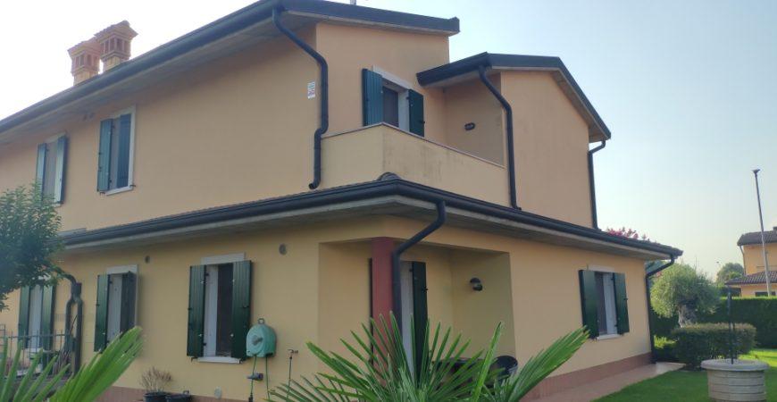 Villa bifamiliare all'ingresso di Casaleone 17