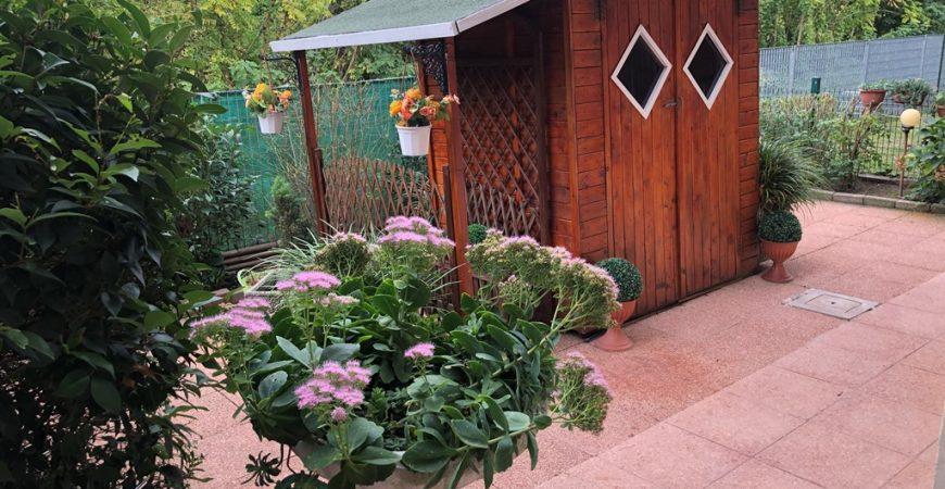 Zona Colombare, appartamento con giardino 10