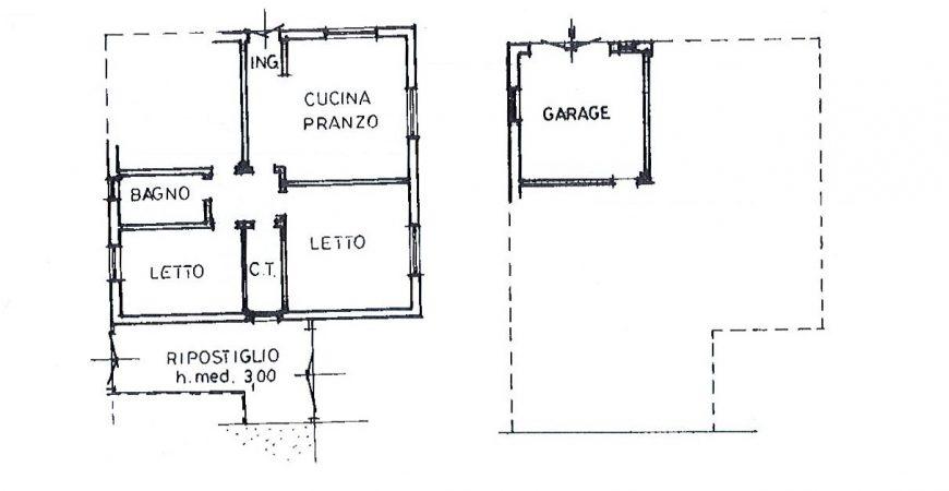 Casa indipendente con giardino 15